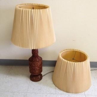 Pantallas de lámpara Stiffel