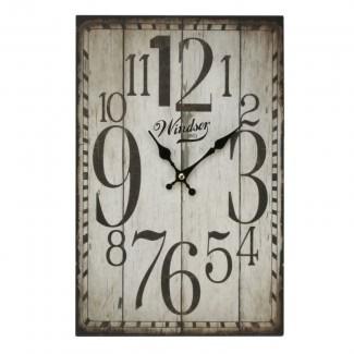 Relojes de pared rectangulares 1