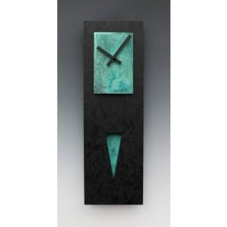 Relojes de pared rectangulares 7