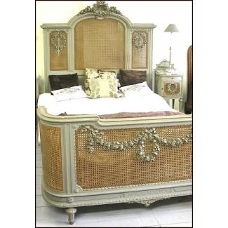 Muebles de caña antigua 5