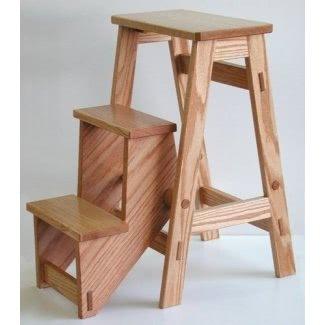 Taburetes de madera 1