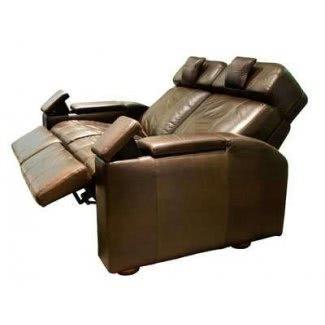 Sillón reclinable de doble asiento