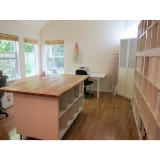 Mesa de corte de cocina