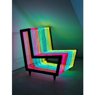 Sillas únicas colección de sillas inusuales2 555x739 sillón exclusivo silla disco