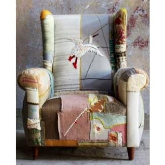 Tapicería de patchwork