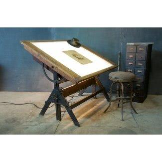 Patas de mesa de dibujo