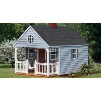 Casa de juegos de jardín a la venta