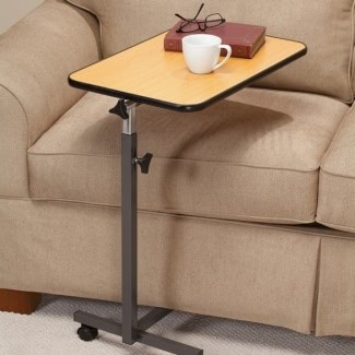 Mesa con bandeja giratoria para TV 1