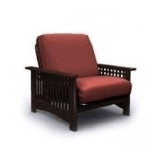 Estructura de la silla con futón doble Rhodes Jr.