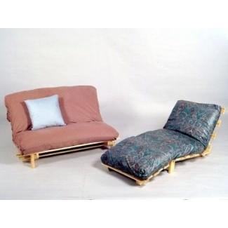 Armazones de futón gemelos