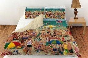 Colección de fundas nórdicas Life's a Beach