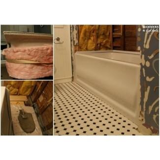 Kohler Bancroft tub
