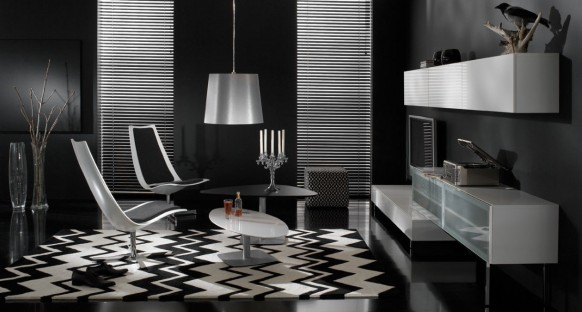 "black living room ""title ="" black living room ""width ="" 582 ""height ="" 312 ""class = ""aligncenter size-medium wp-image-5115""> </p> <p> <img loading="