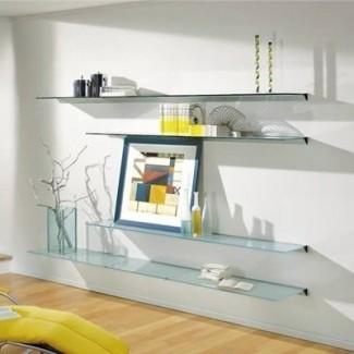 Estantes de vidrio 2