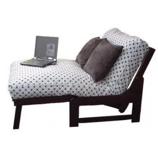 Estructura de silla de futón doble