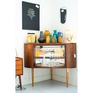 Modernos gabinetes para licores