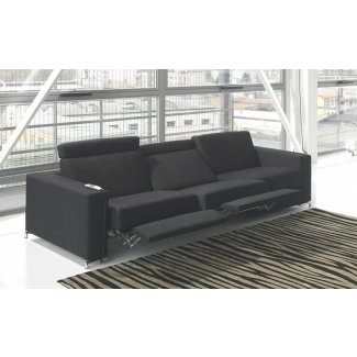 Sofás reclinables modernos