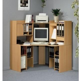 Estantería de escritorio para computadora