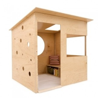 Bancos de madera para interiores 3