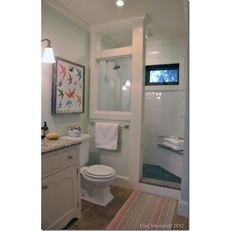 Cortina para cabina de ducha 6