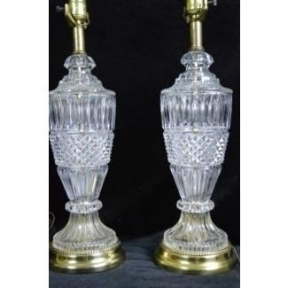 Lámpara de cristal de plomo 29