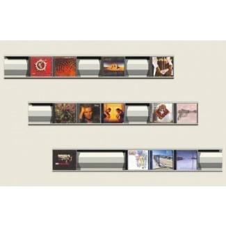 Rack 9 de montaje en pared para CD