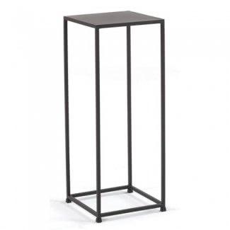 Soportes para plantas de pedestal para interiores