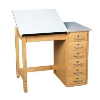 Mesa de dibujo antigua craigslist