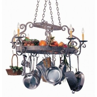Neo Hanging Pot Rack