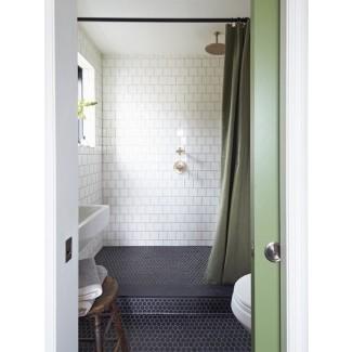 Cortina de cabina de ducha 37
