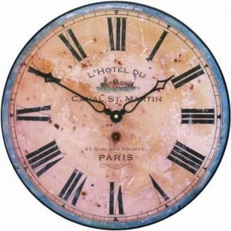 Reloj de pared francés grande
