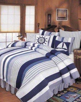 Ropa de cama náutica 1